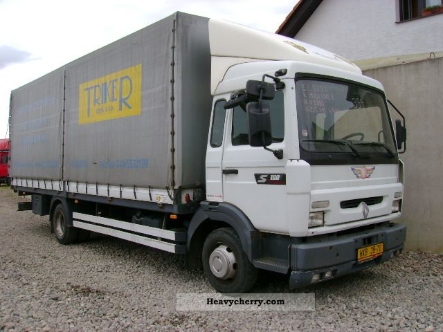 Renault midliner photo - 5