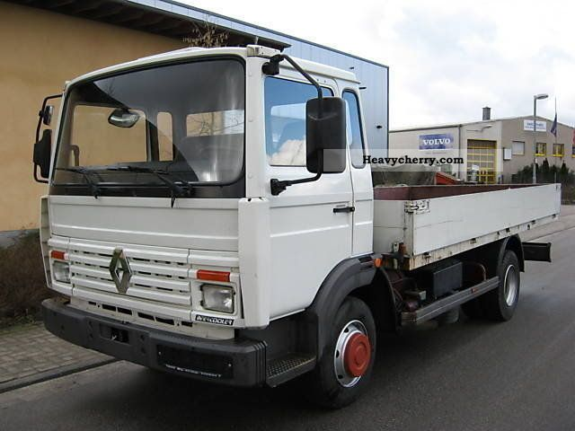 Renault midliner photo - 7