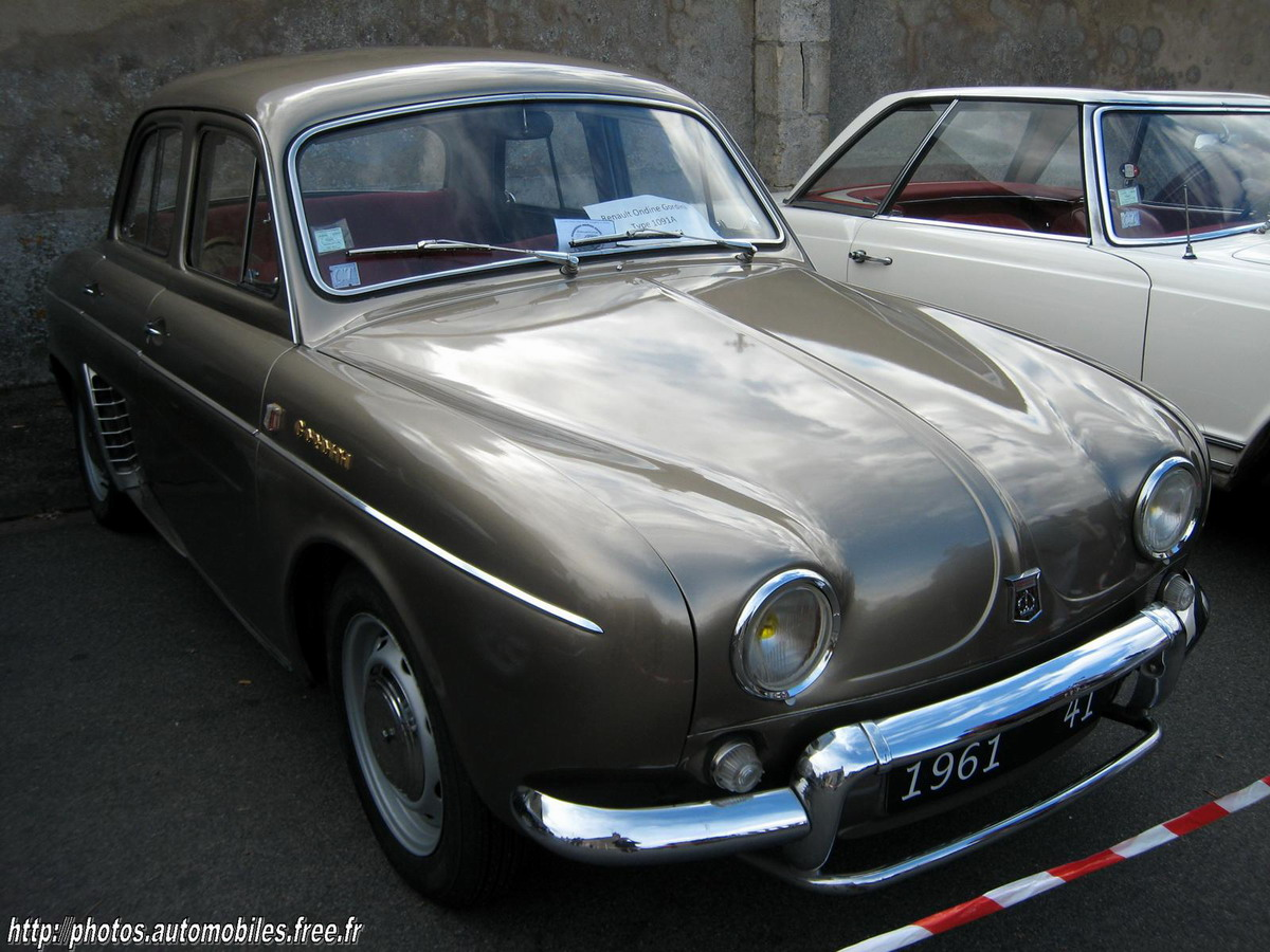 Renault ondine photo - 7