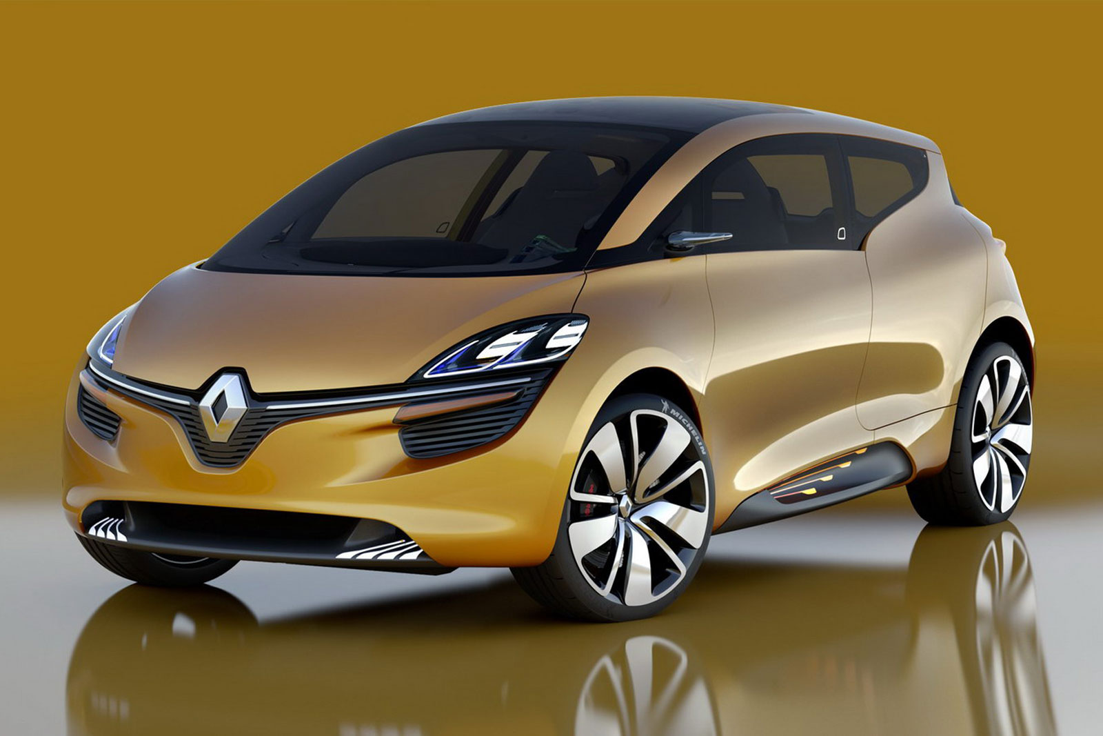 Renault r-space photo - 1