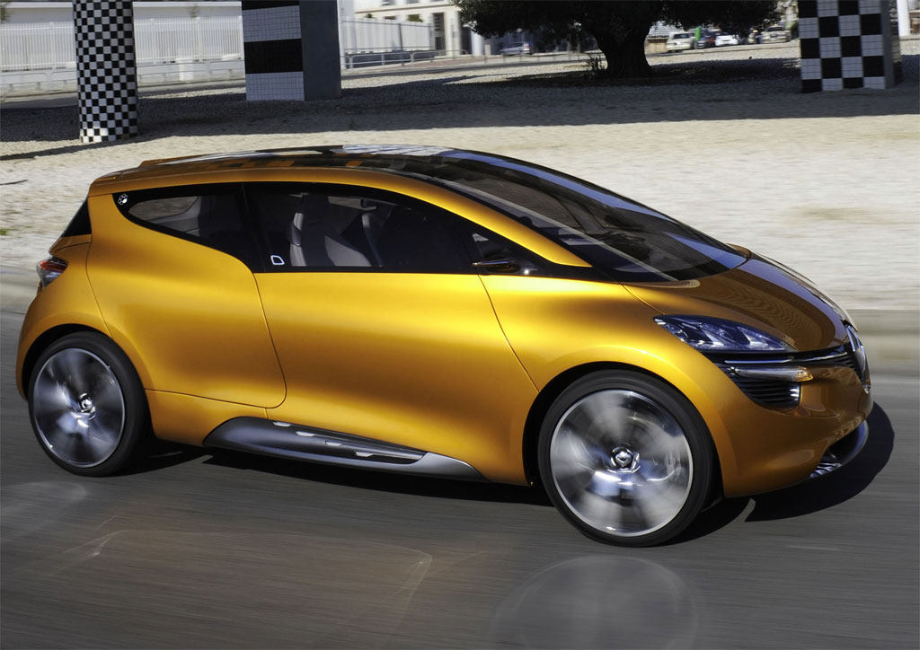 Renault r-space photo - 10