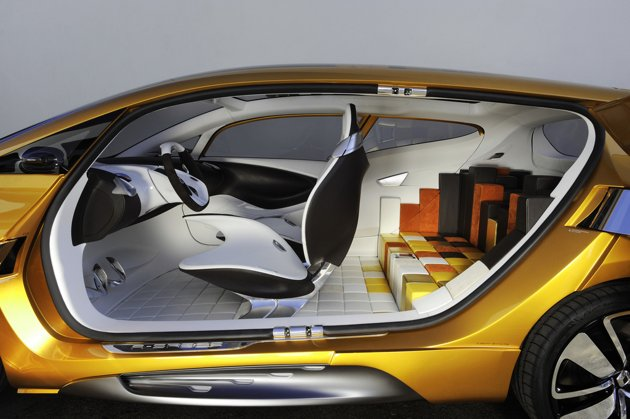 Renault r-space photo - 4