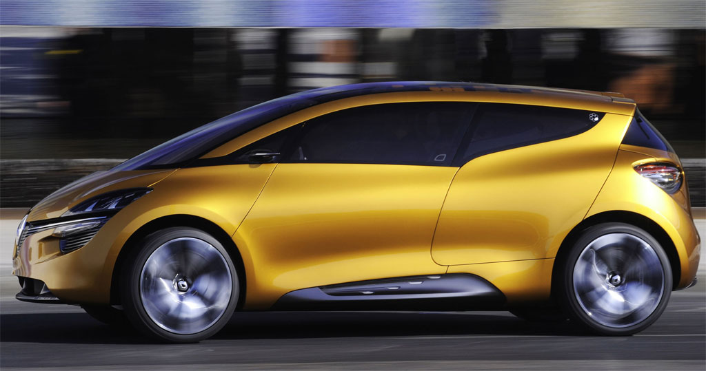 Renault r-space photo - 5