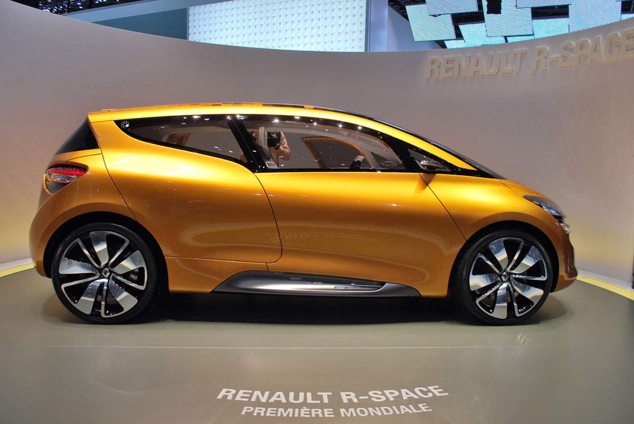 Renault r-space photo - 7