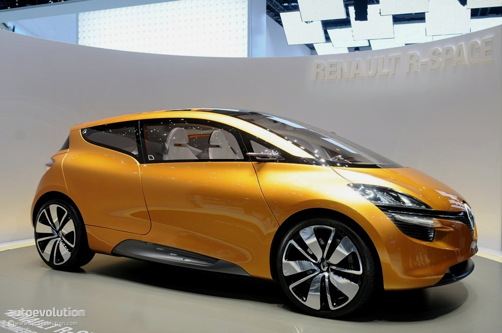 Renault r-space photo - 8