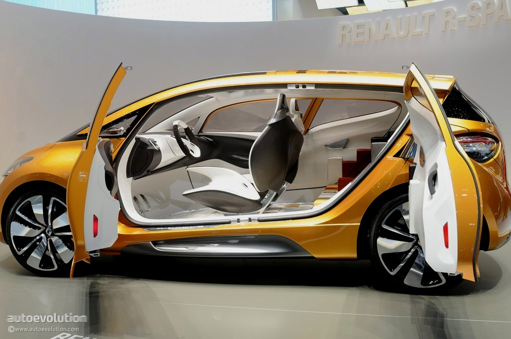 Renault r-space photo - 9