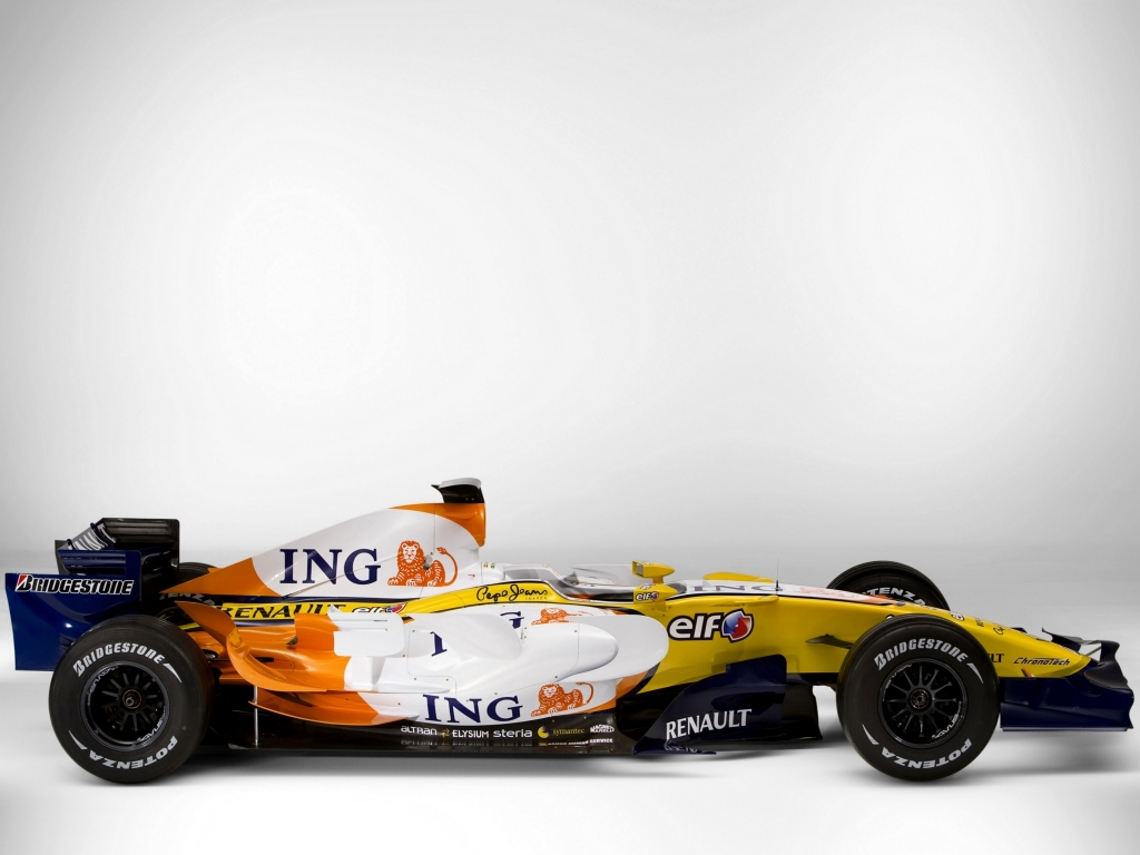 Renault r28 photo - 8