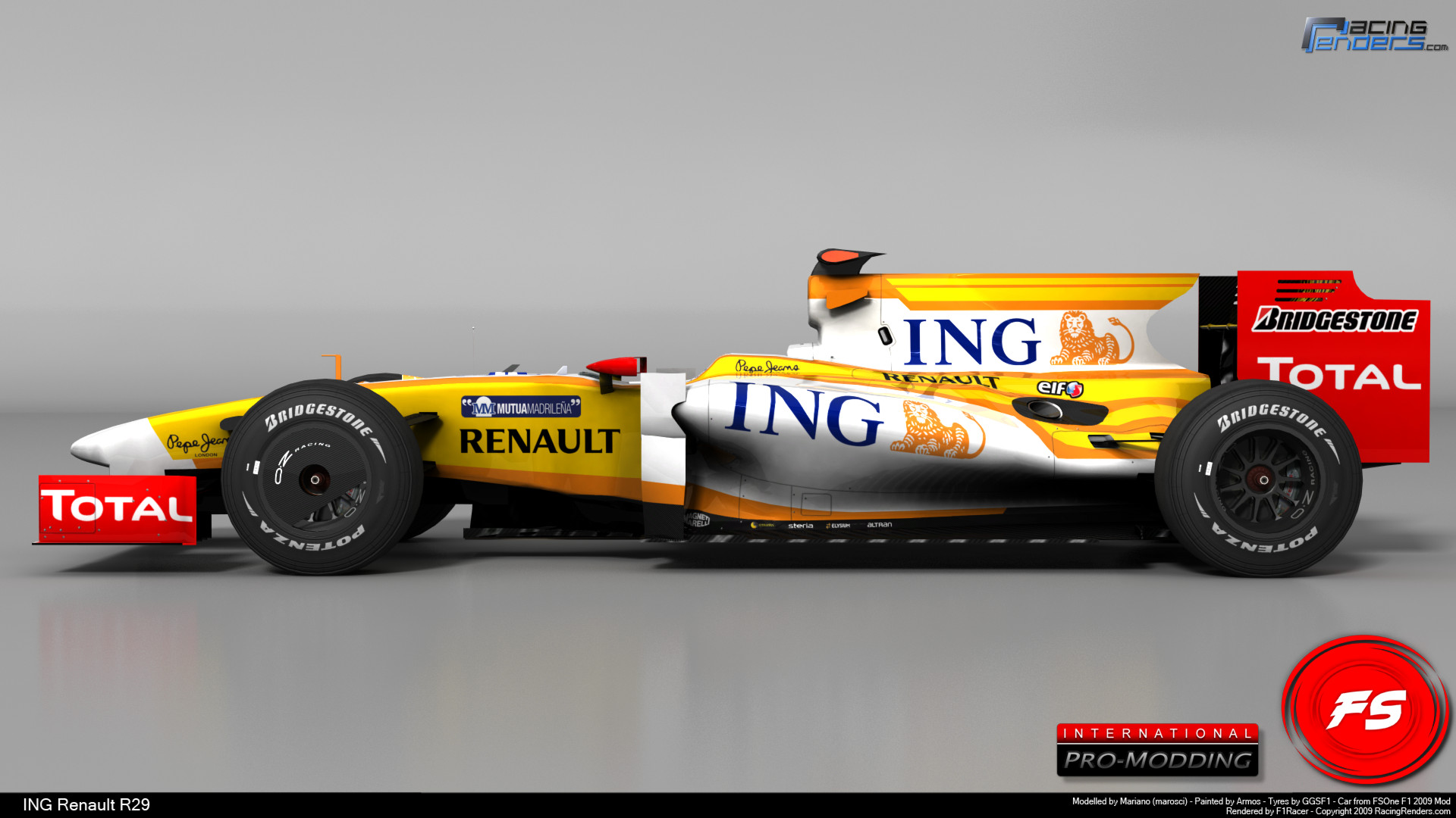 Renault r29 photo - 4