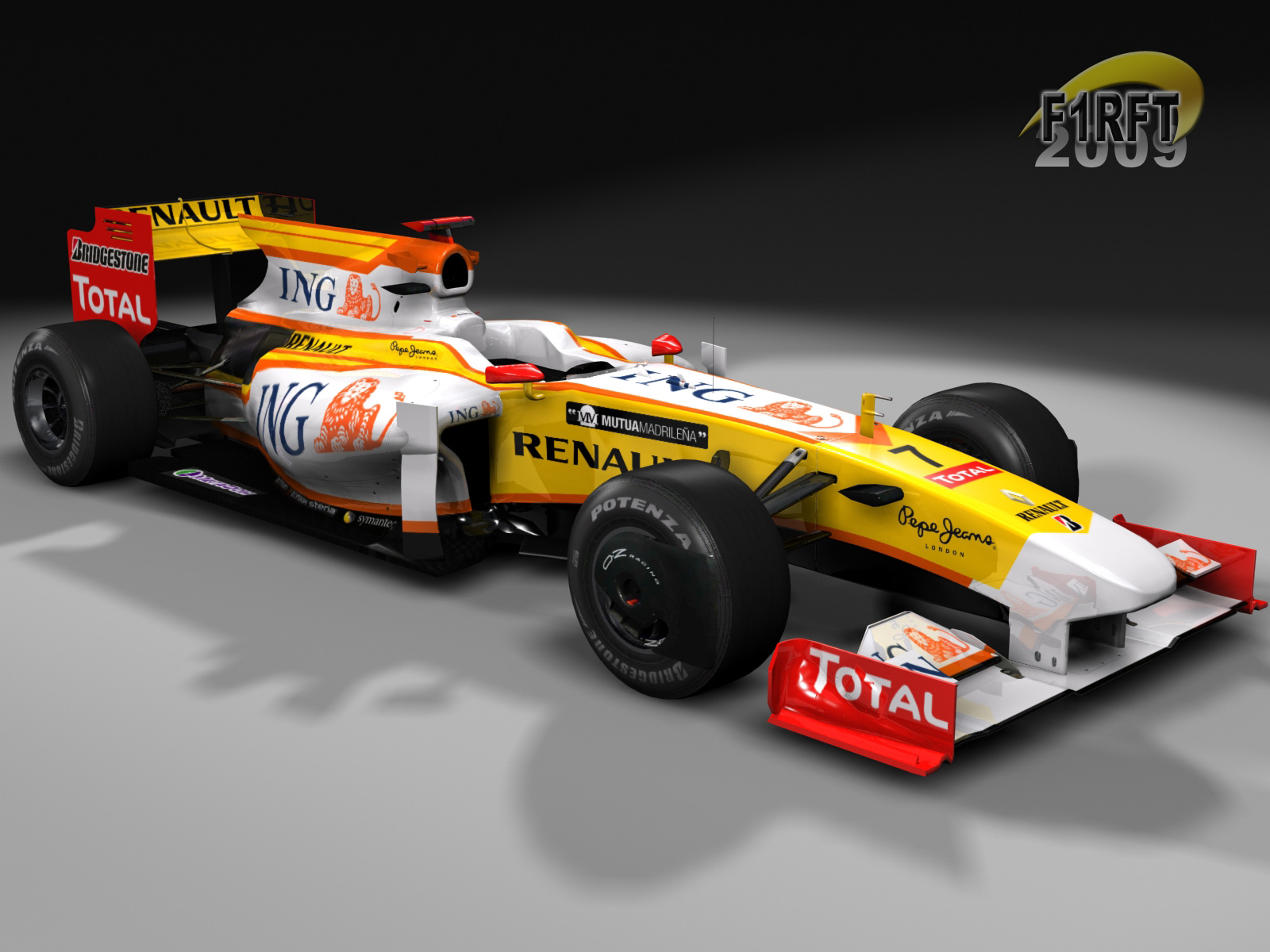 Renault r29 photo - 5