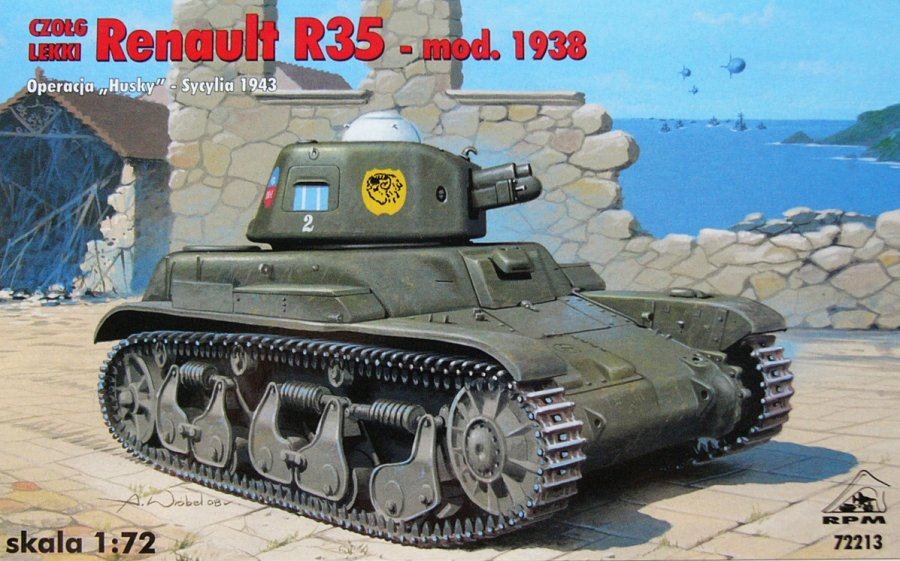Renault r35 photo - 8