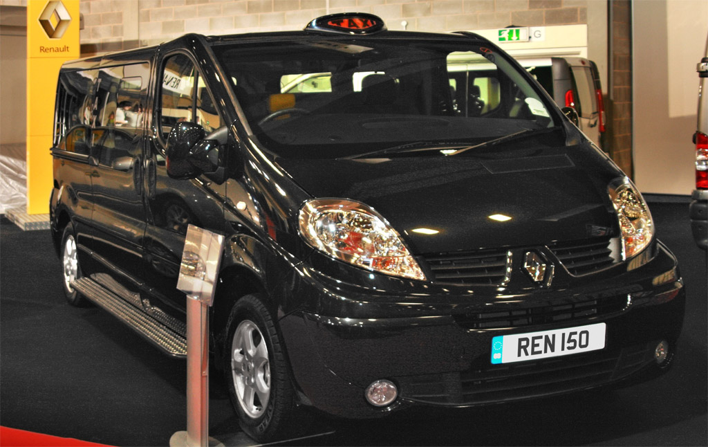 Renault taxi photo - 1