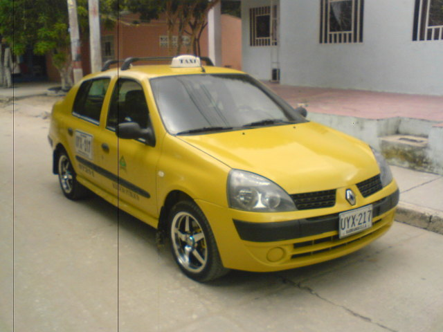 Renault taxi photo - 10