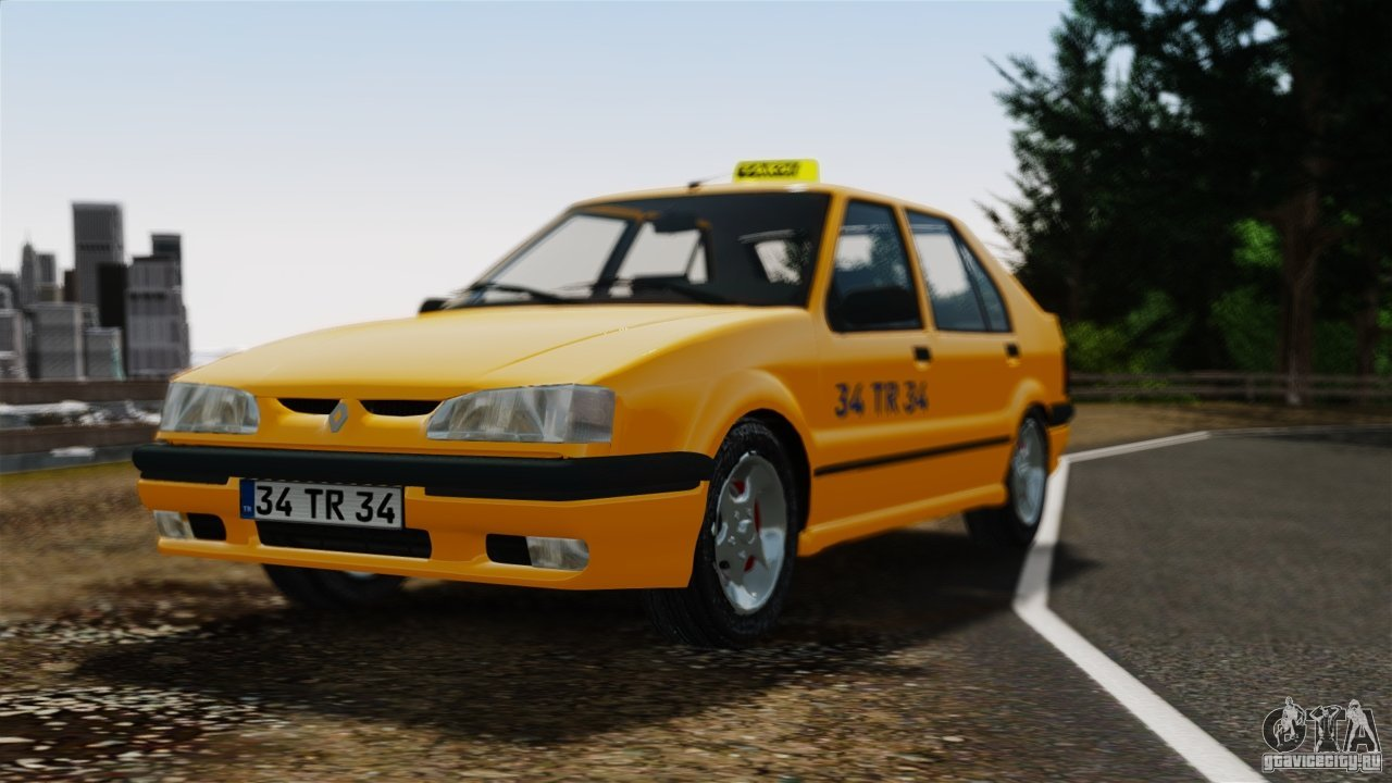 Renault taxi photo - 4