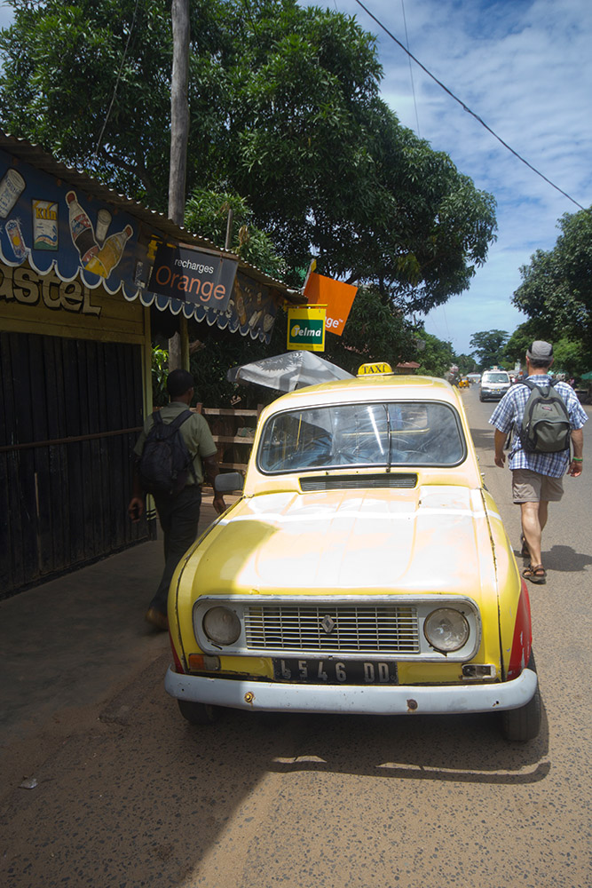 Renault taxi photo - 9