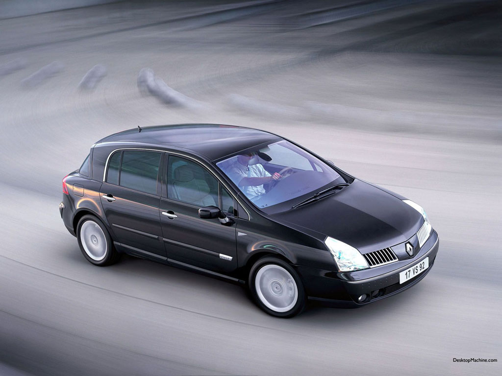Renault vel photo - 3