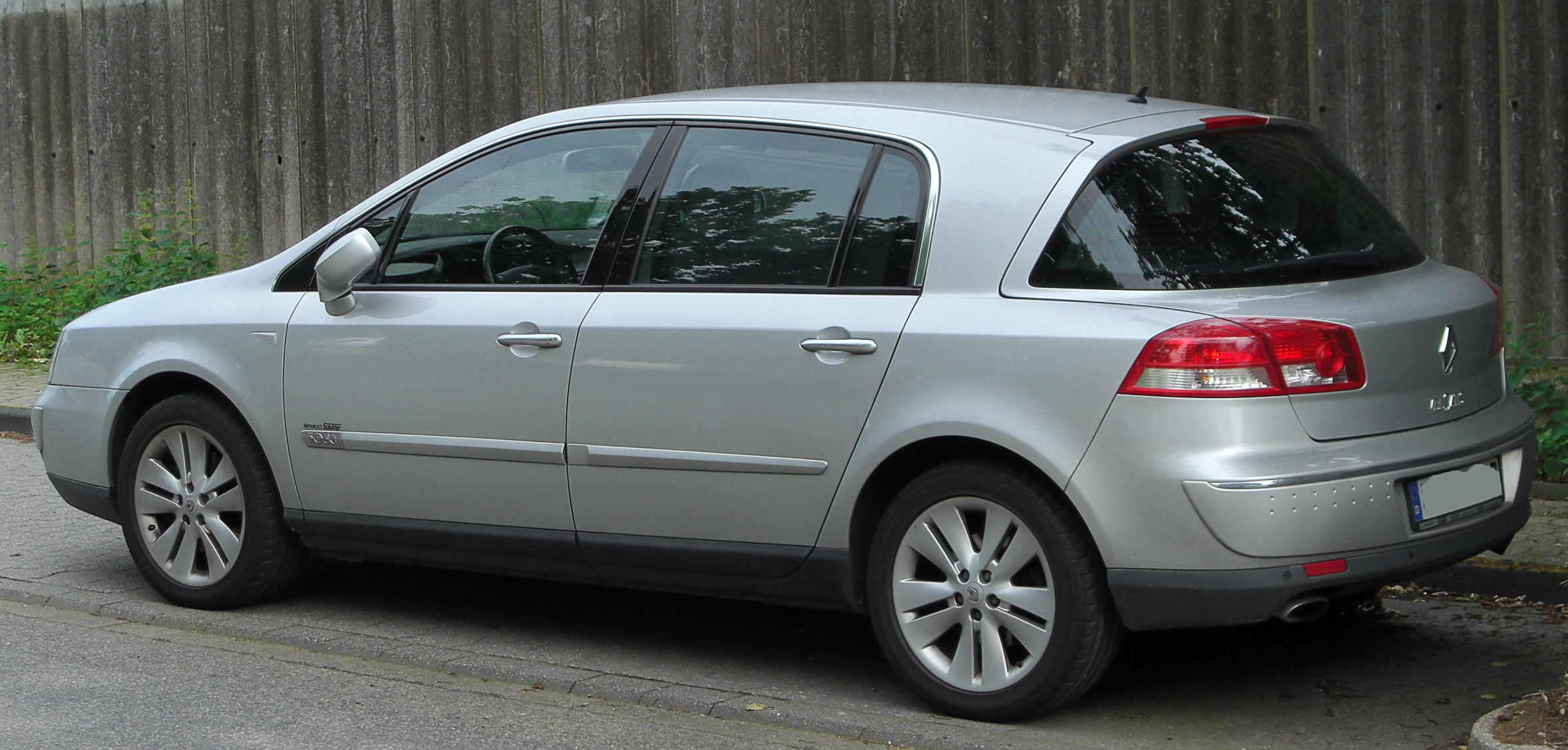 Renault vel photo - 8