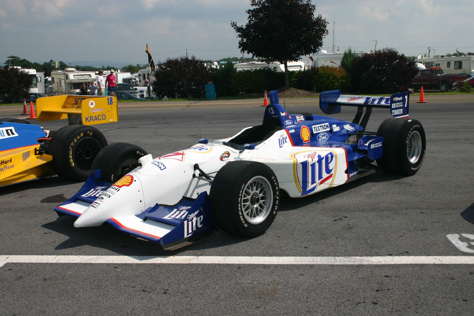 Reynard car photo - 1