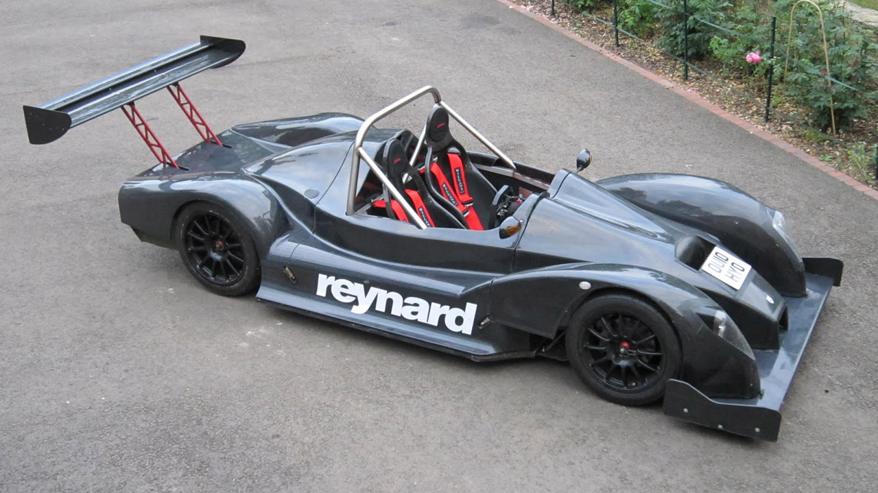 Reynard car photo - 4