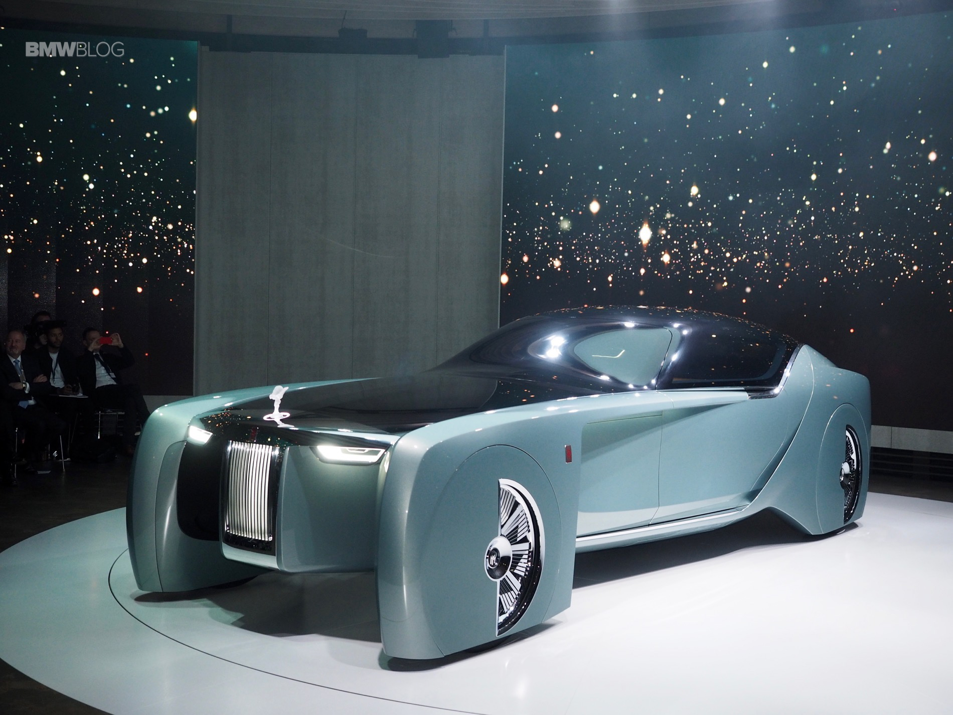Rolls royce 100 photo - 10