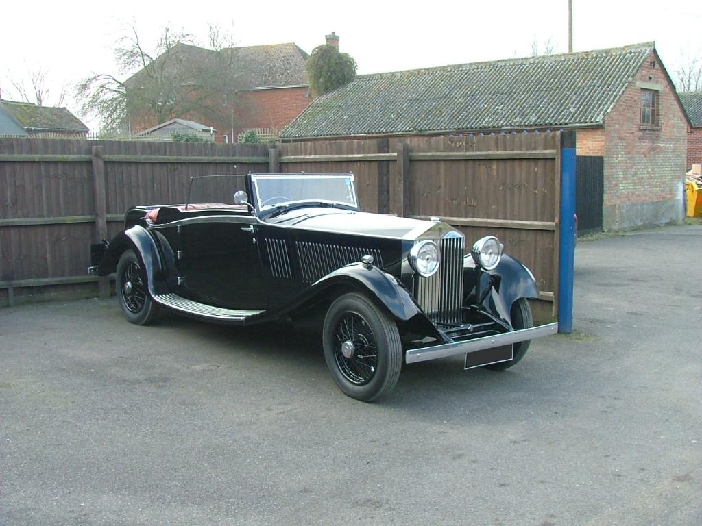 Rolls royce 20 photo - 1