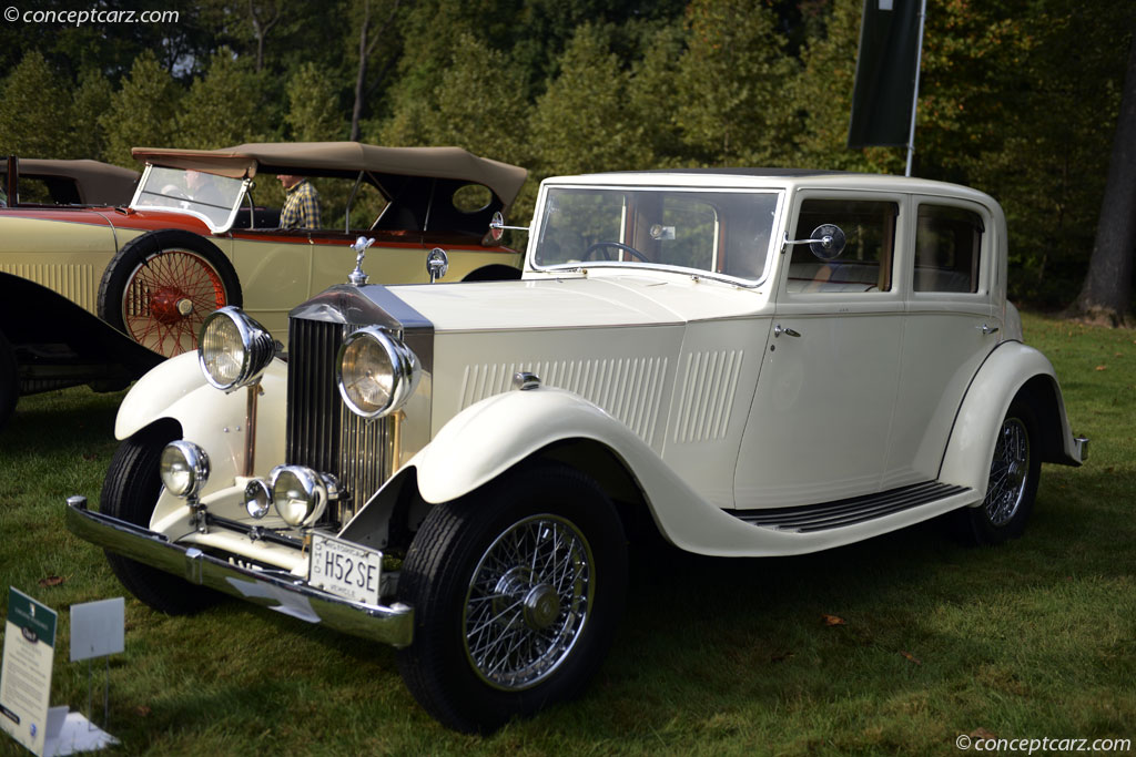 Rolls royce 20 photo - 2