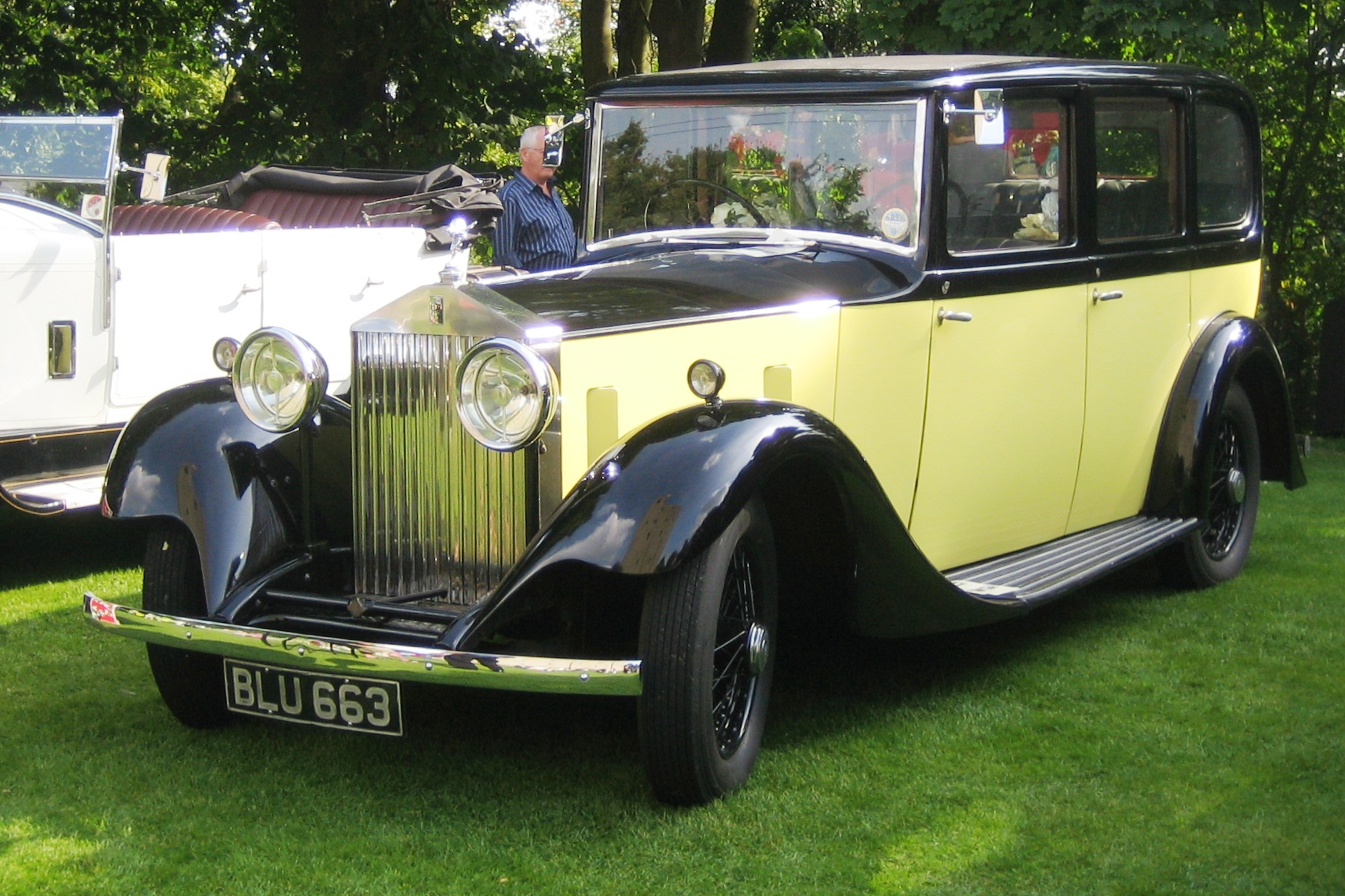 Rolls royce 20 photo - 5
