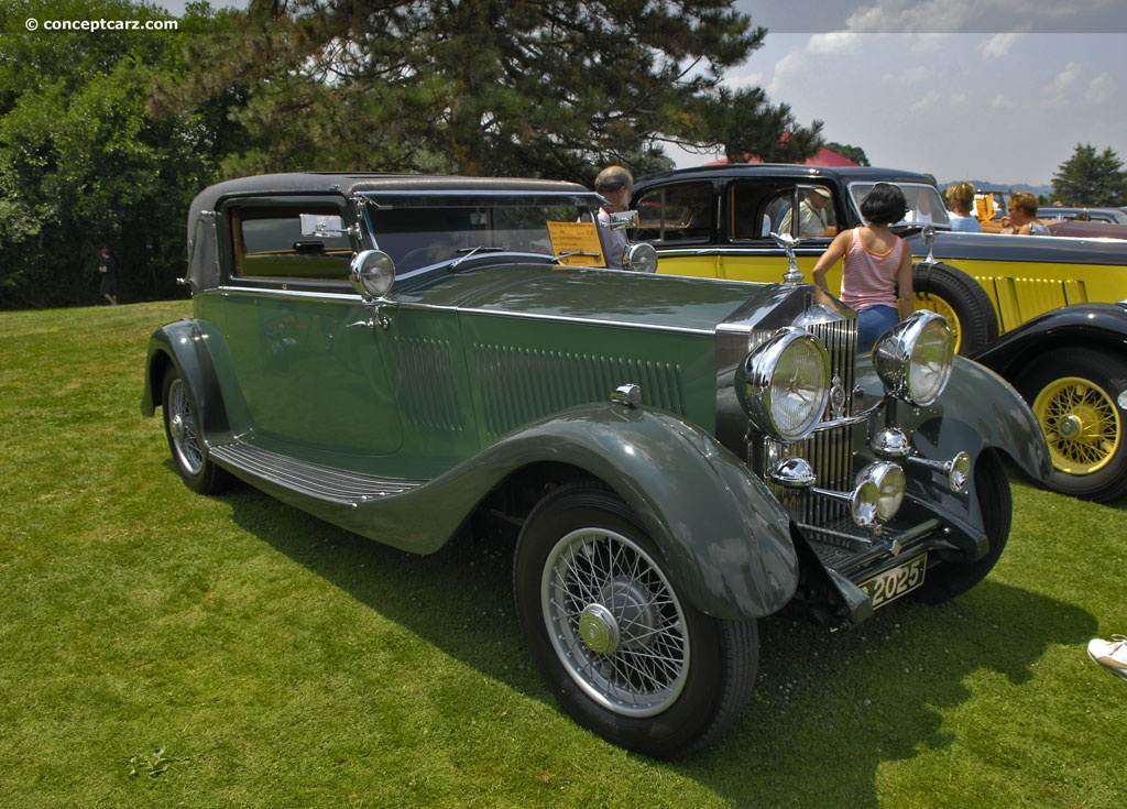 Rolls royce 20 photo - 8