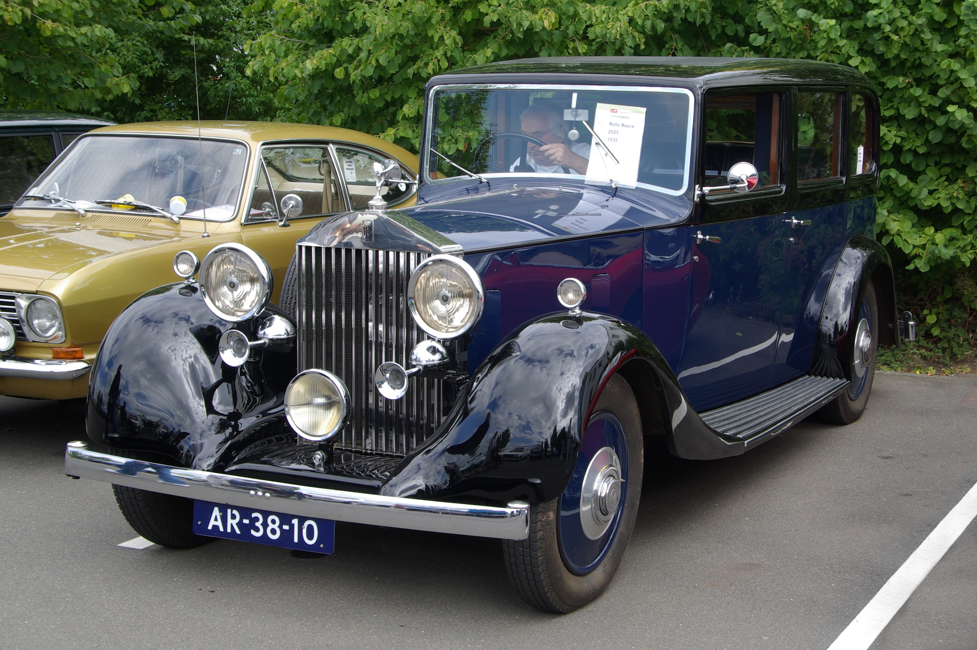 Rolls royce 25 photo - 10