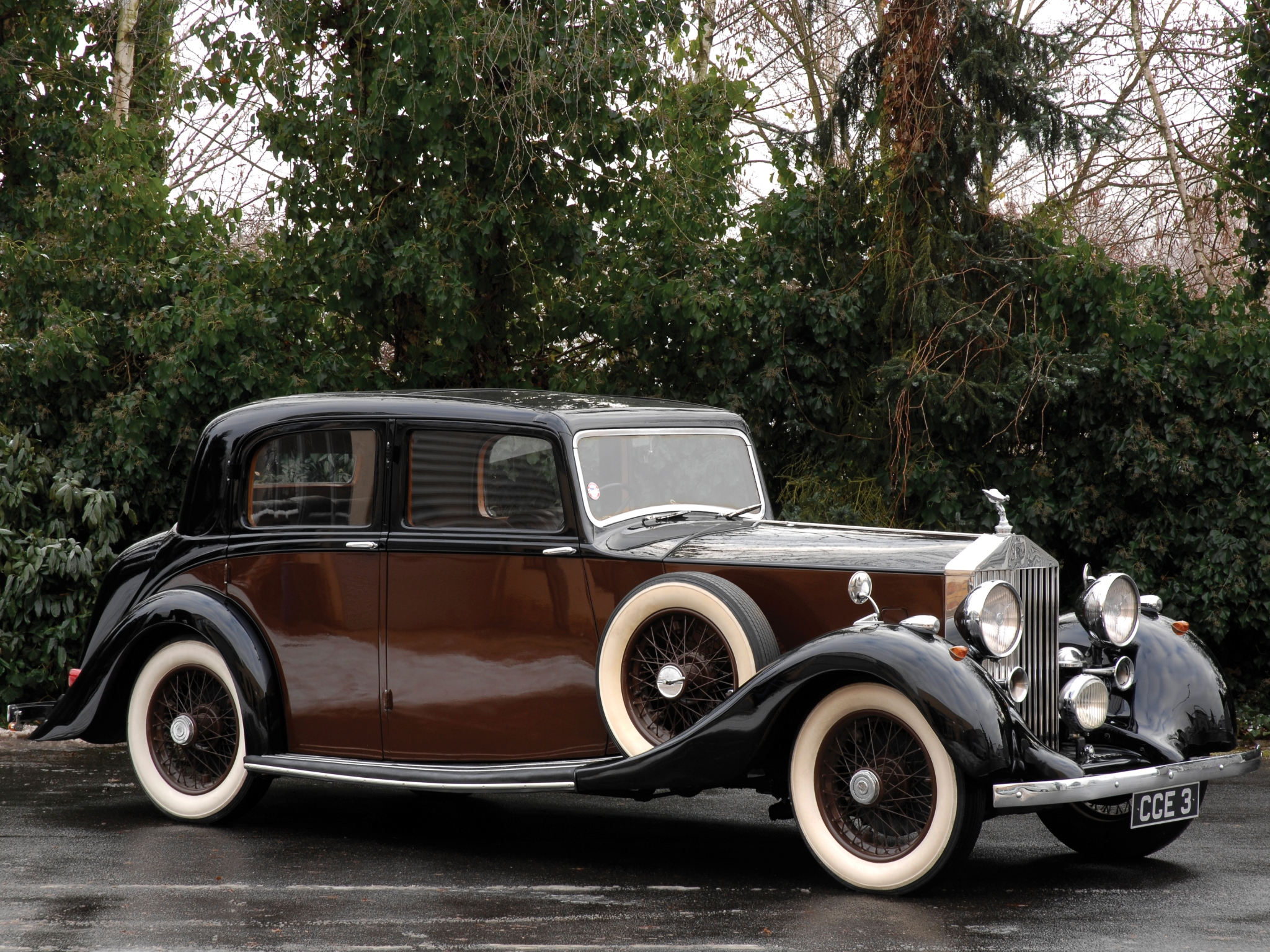 Rolls royce 25 photo - 5