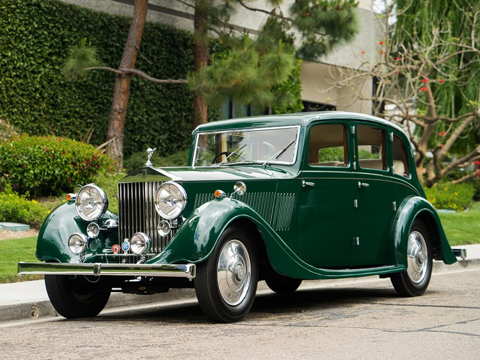 Rolls royce 25 photo - 6