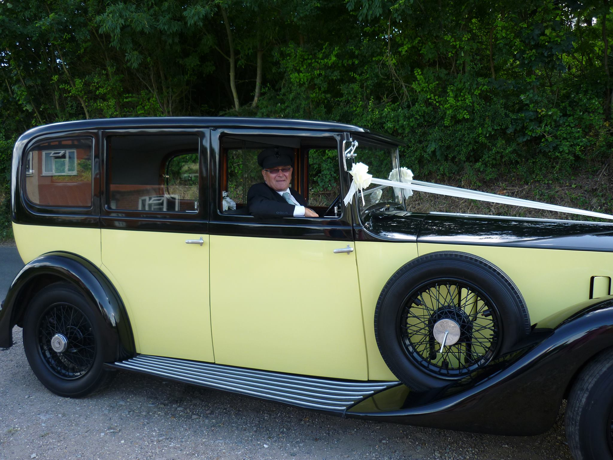 Rolls royce 25 photo - 8