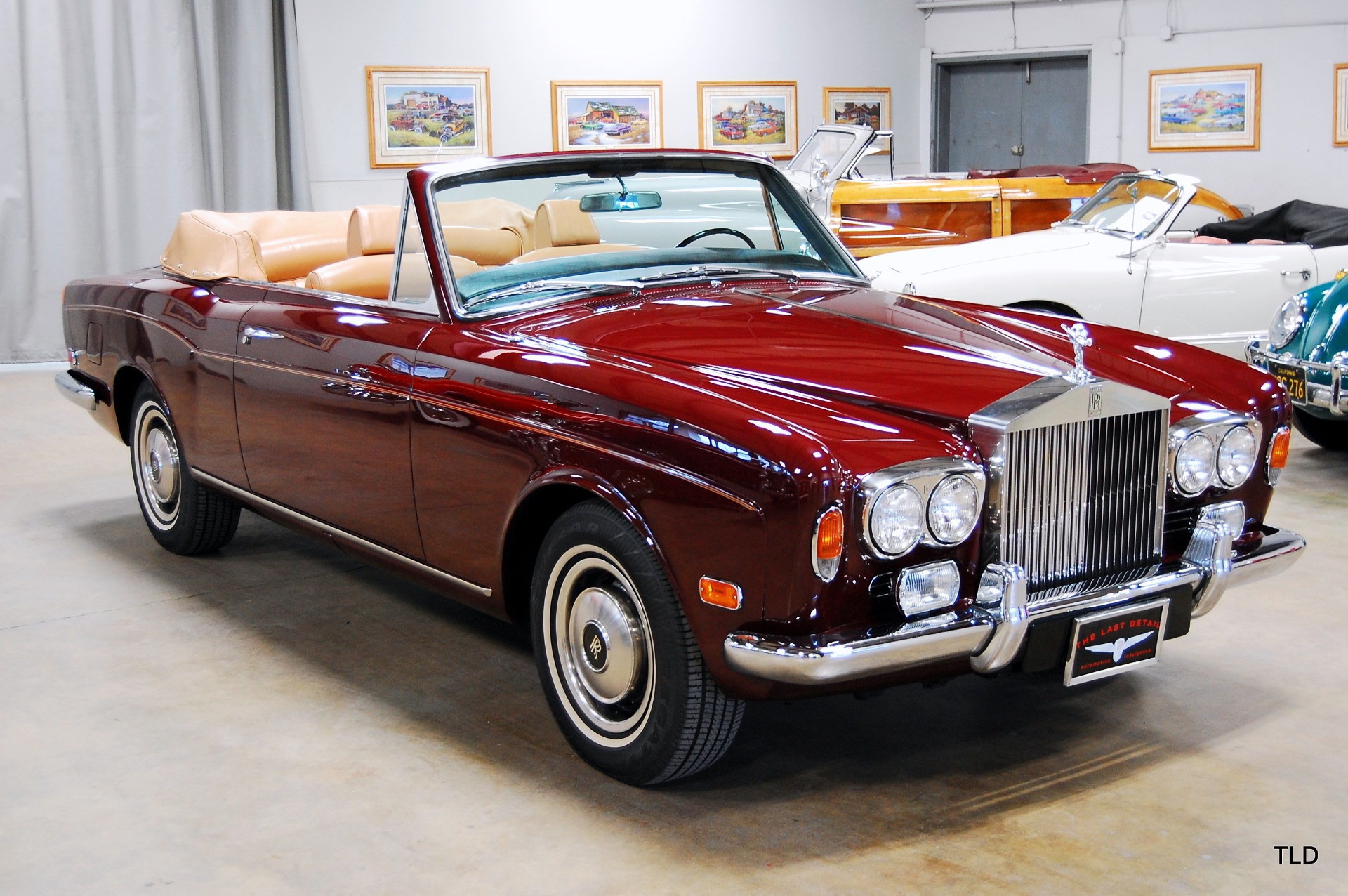 Rolls royce corniche photo - 2