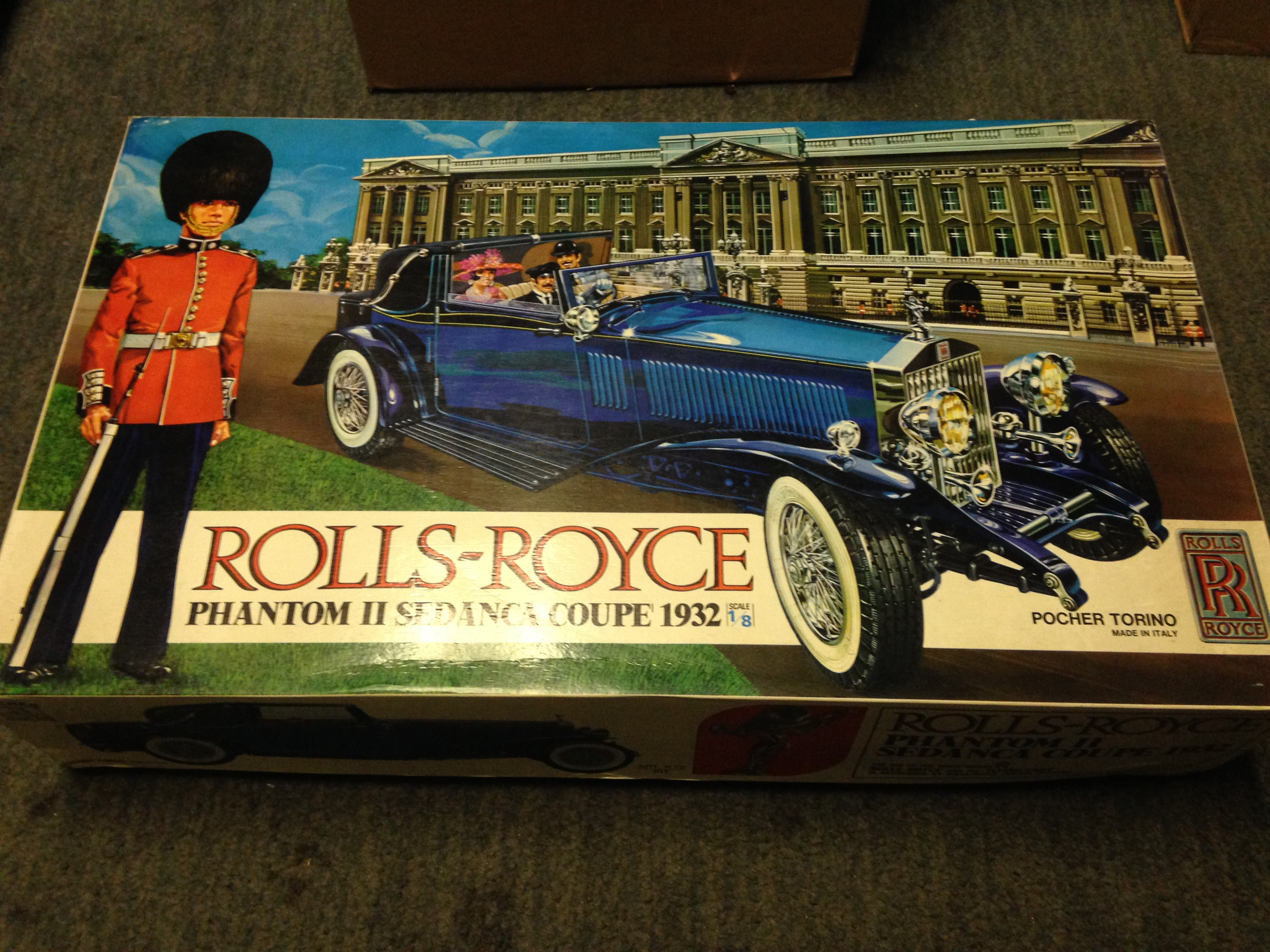 Rolls royce model photo - 10