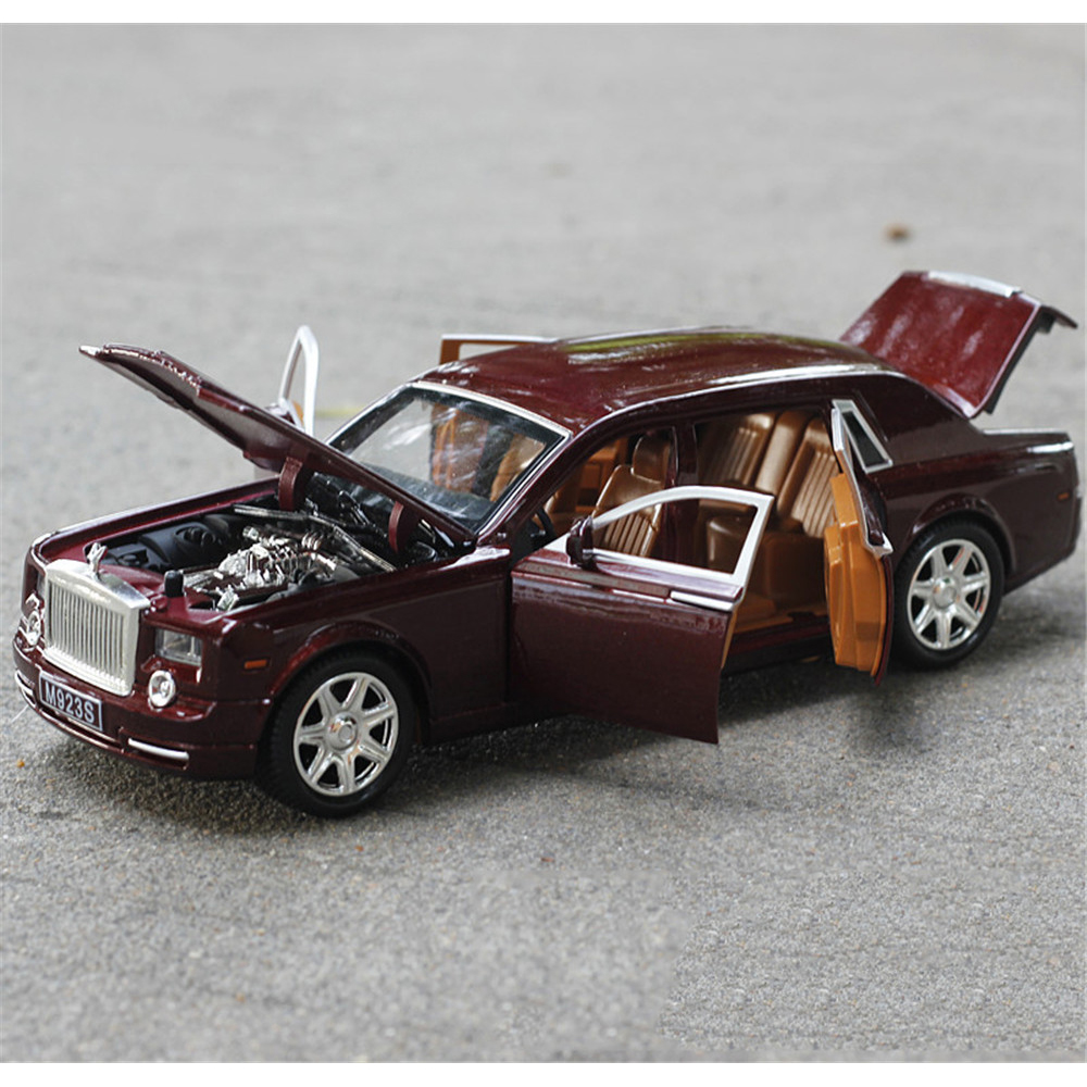 Rolls royce model photo - 2