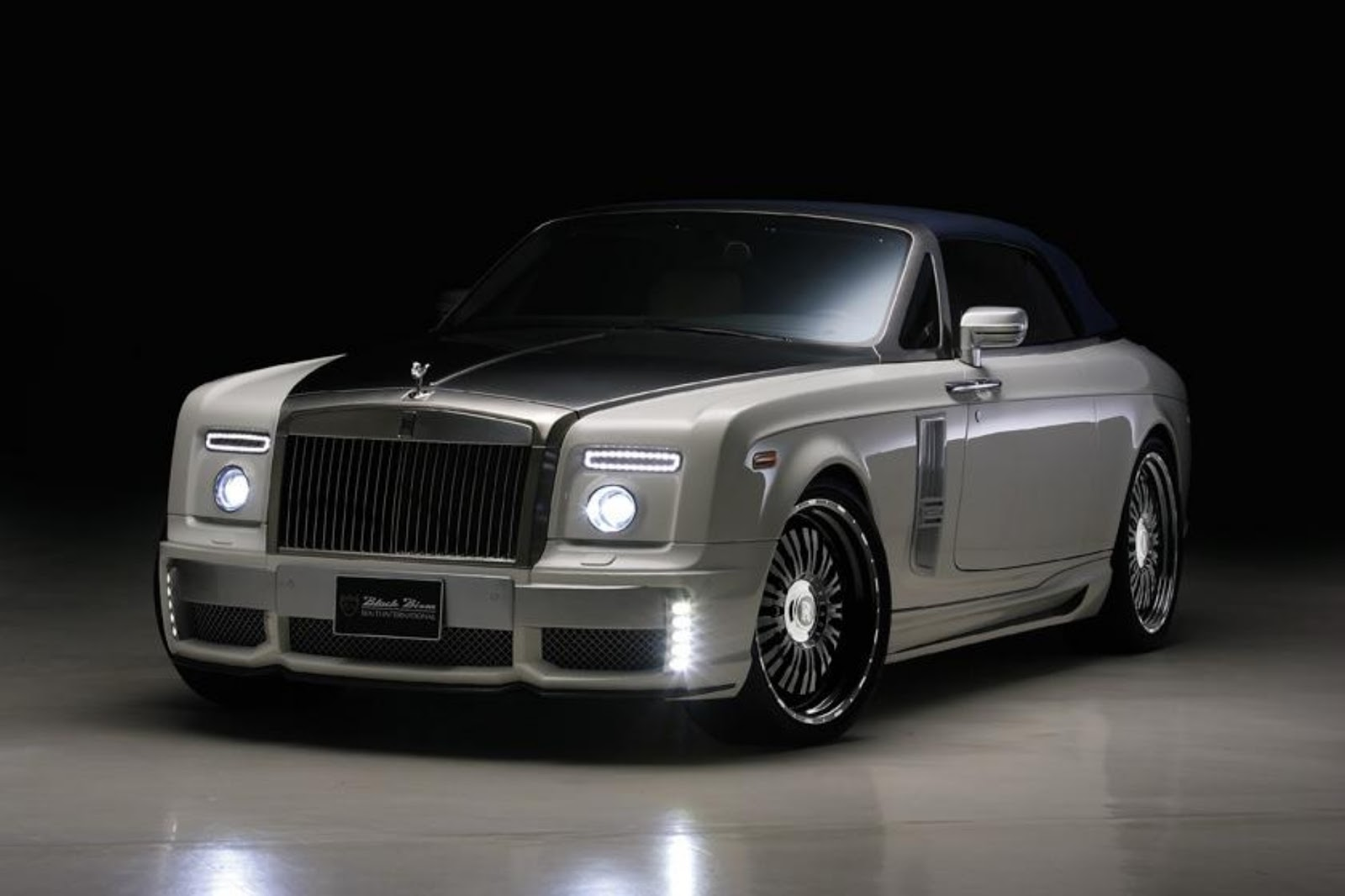 Rolls royce phanthom photo - 1