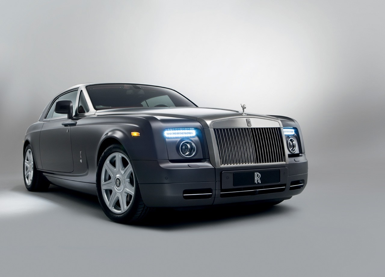 Rolls royce phanthom photo - 3