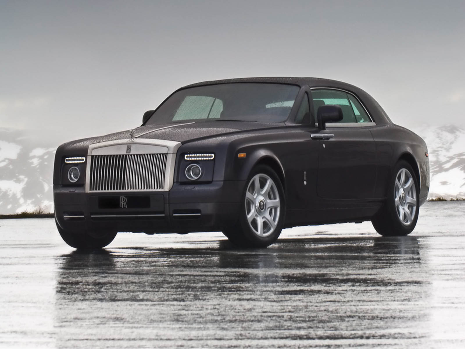 Rolls royce phanthom photo - 5