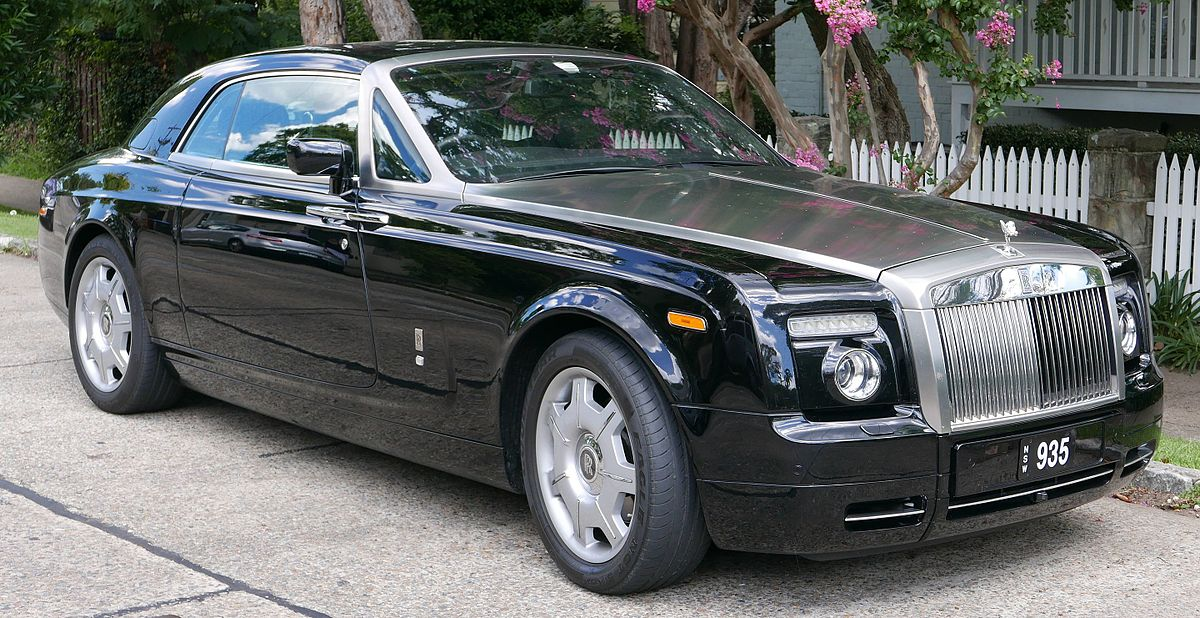 Rolls royce phantom photo - 1