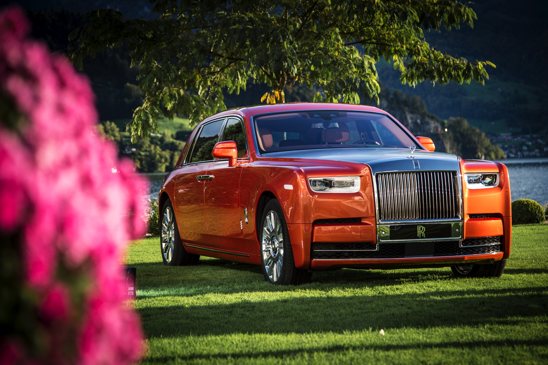 Rolls royce phantom photo - 10