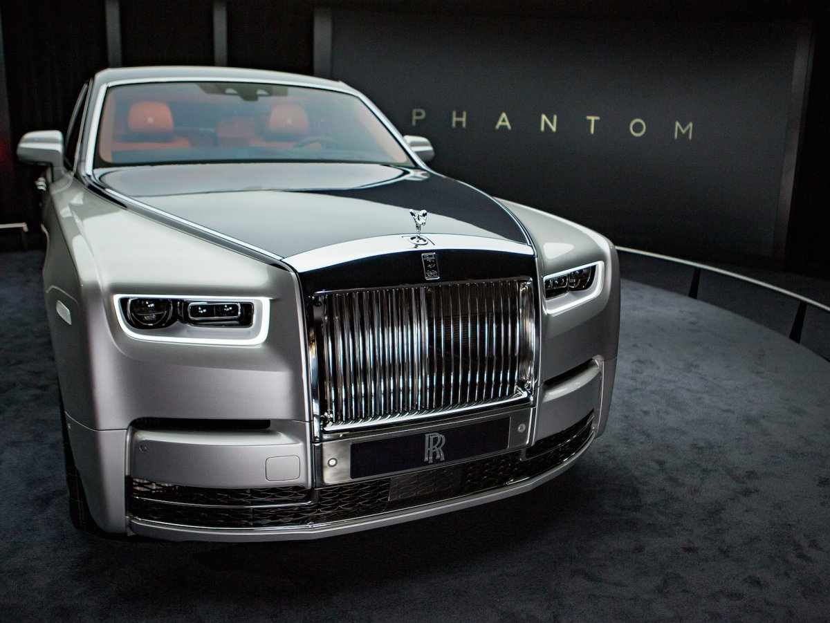 Rolls royce phantom photo - 7