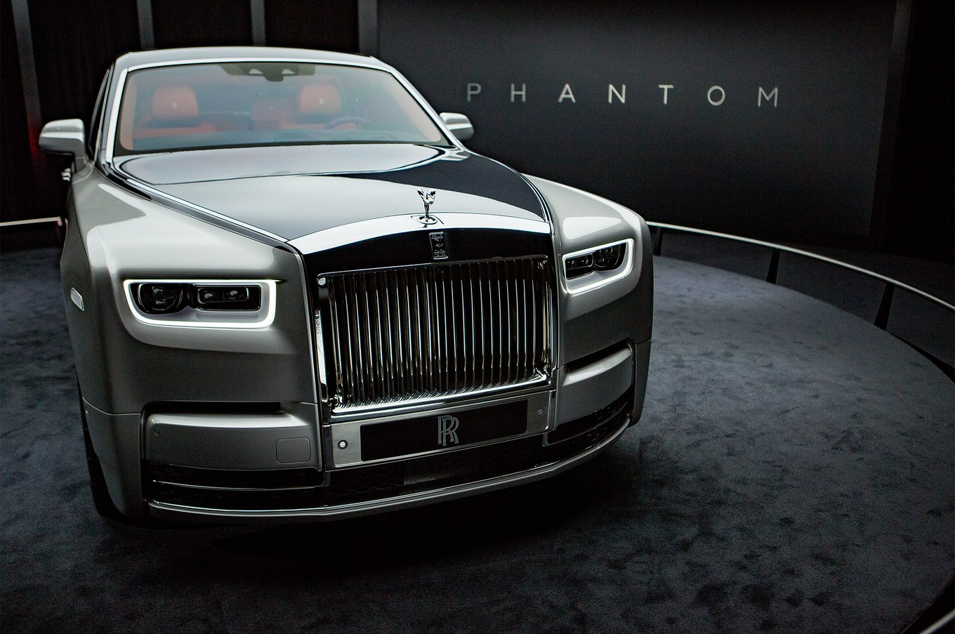 Rolls royce phantom photo - 8