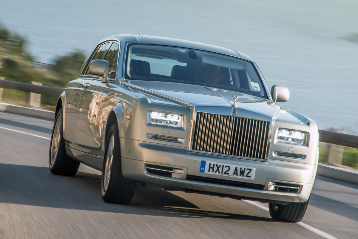 Rolls royce saloon photo - 5