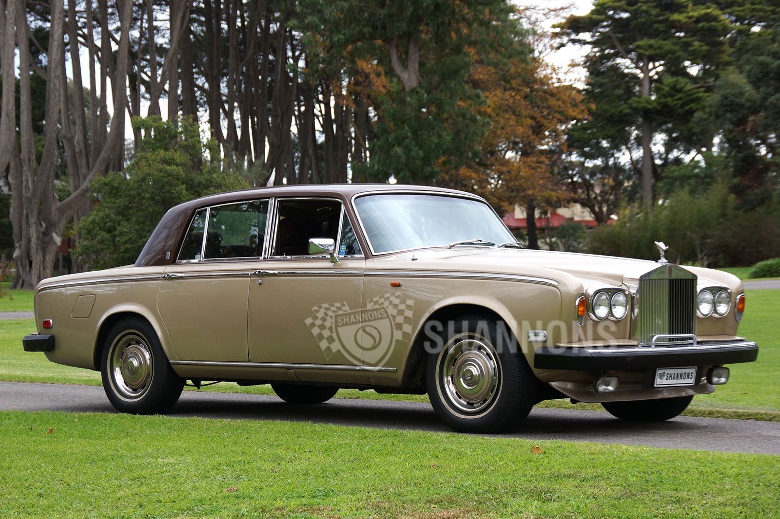 Rolls royce saloon photo - 8