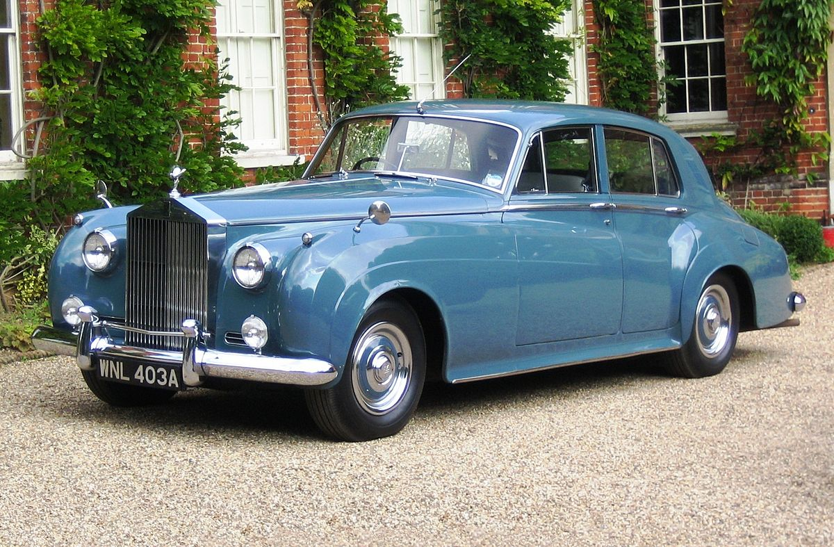 Rolls royce silver photo - 10