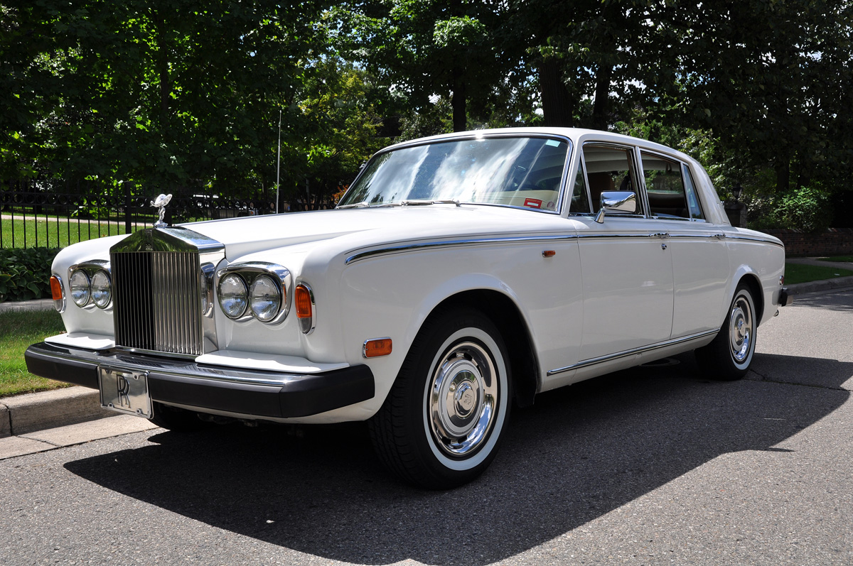 Rolls royce silver photo - 2