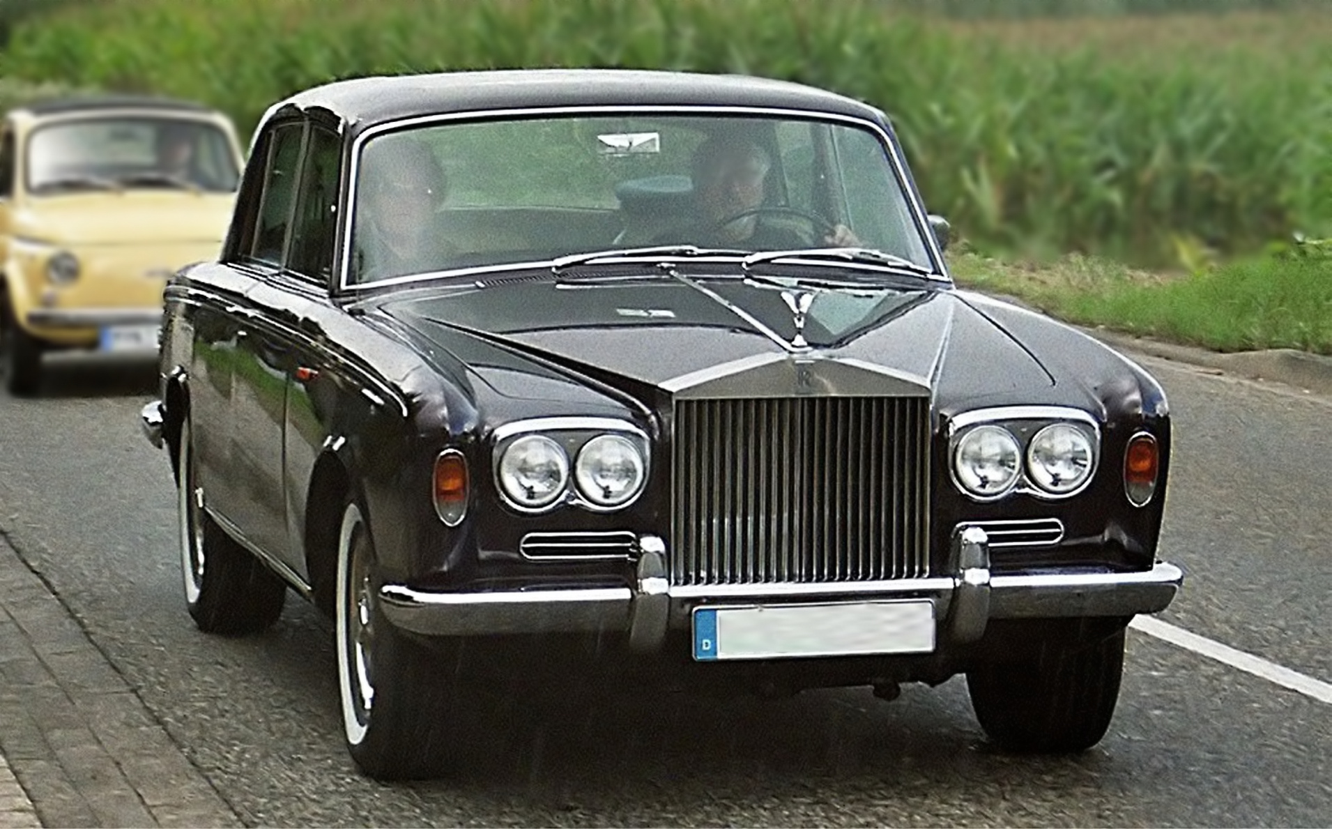 Rolls royce silver photo - 4