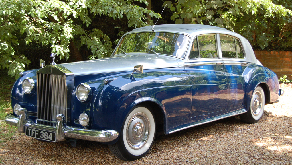 Rolls royce silver photo - 5