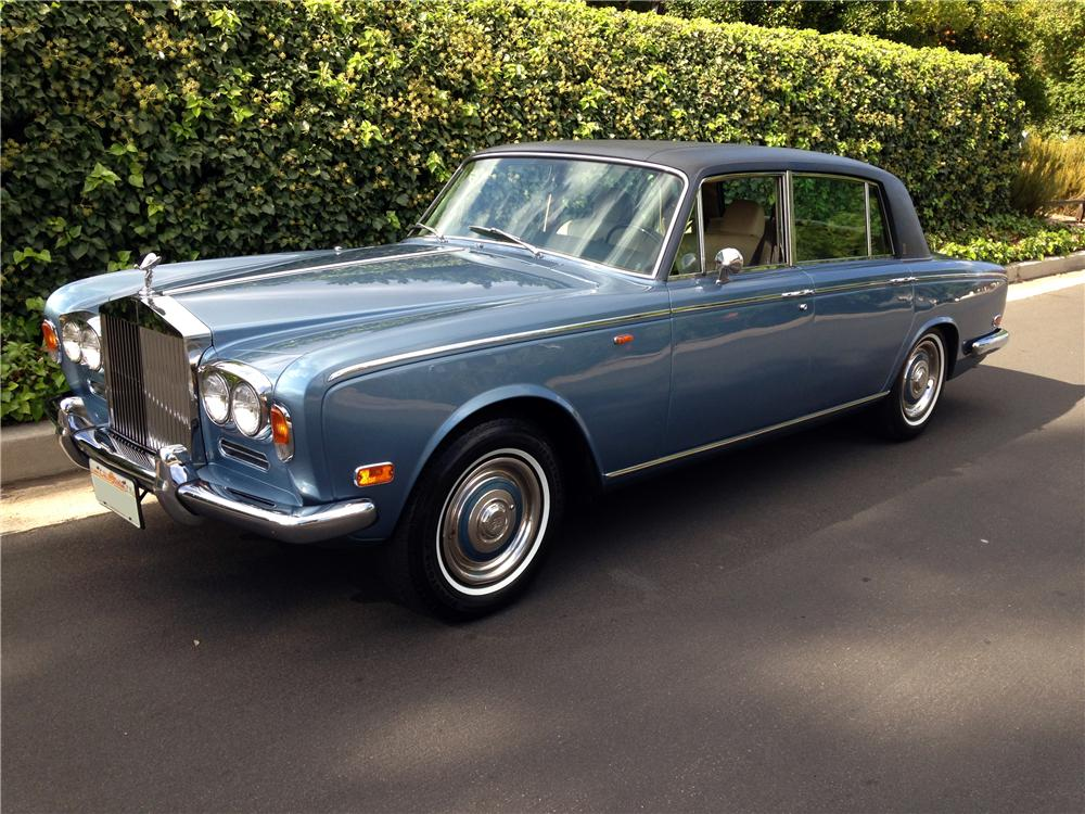 Rolls royce silver photo - 7