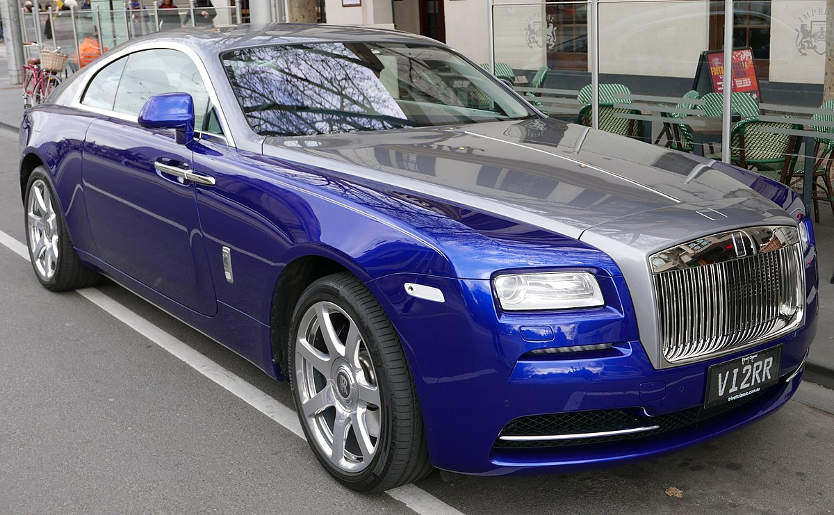 Rolls royce with photo - 1