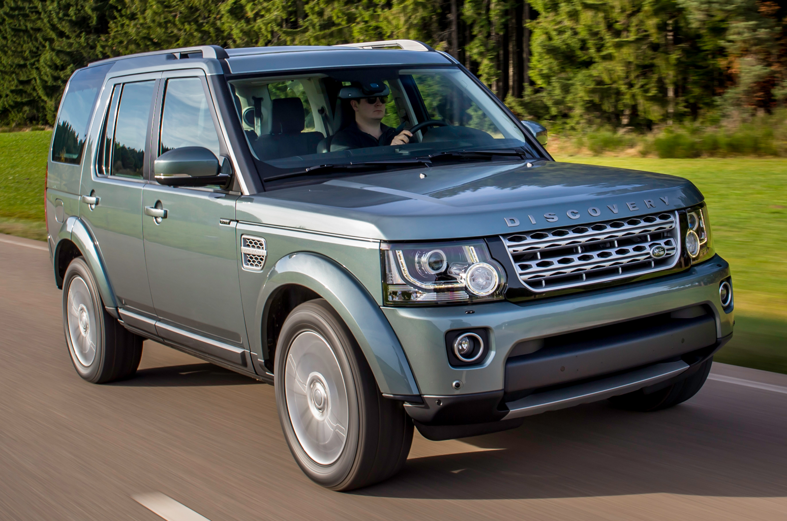Rover discovery photo - 10